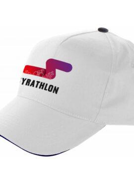 SYRATHLON Cotton Cap (white)