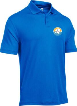 SSR Tshirt polo (Blue)