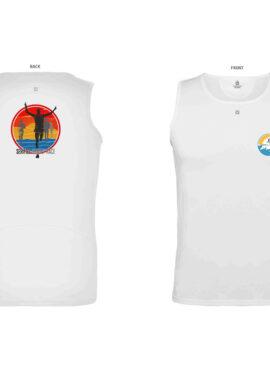 SSR Τεχνικό Αμάνικο Tshirt