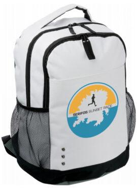SSR Polyester (600D) backpack – White