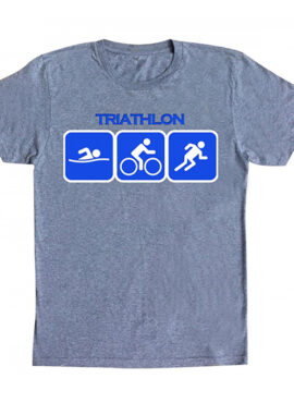 Triathlon clasic T-Shirt