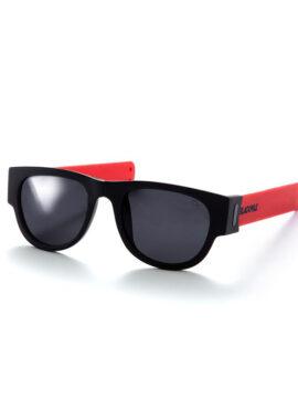 Γυαλιά ηλίου Blackmile – Μαύρο/Κόκκινο